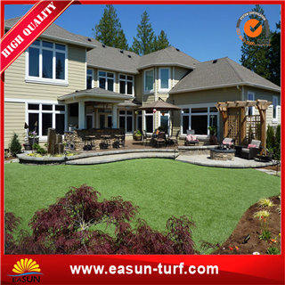 Deck garden decoration landscape artificial turf grass and landscape synthetic grass-ML