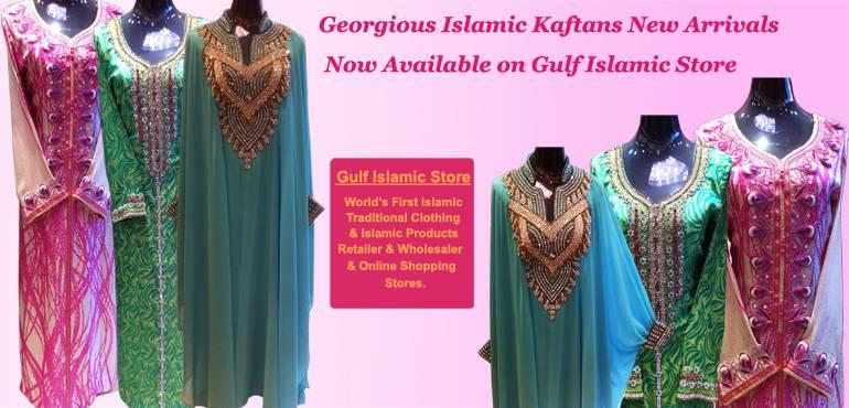 Latest Islamic Traditional Ladies Dresses