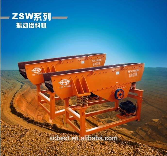 competitve vibrating feeder mining feeder machine manufacturer with 50years' profession