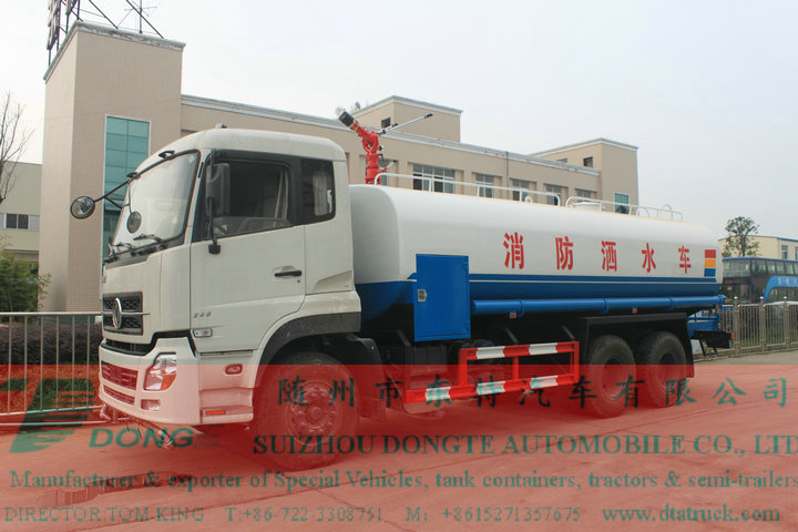 Dongfeng Stainless tank truck