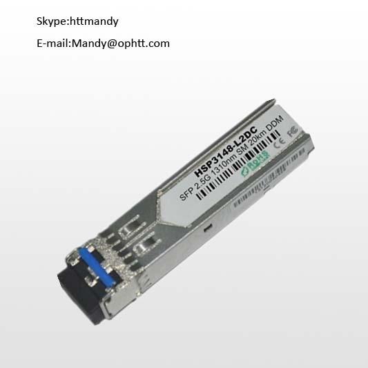 Dual Fiber SFP 4G 20KM LR transceiver china supplier Cisco/Huawei/ZTE
