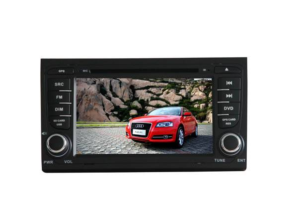 Want your car to be more cool?-Special car DVD player for AUDI-A4