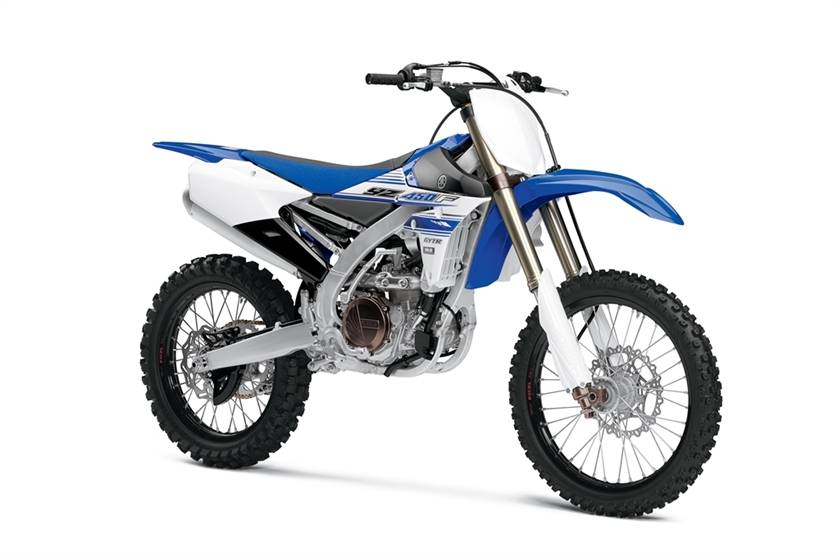Motocross YZ450F - 2015
