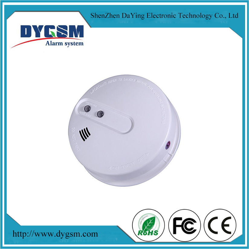 Best Price 220V Optical Gsm Smoke Detector Alarm