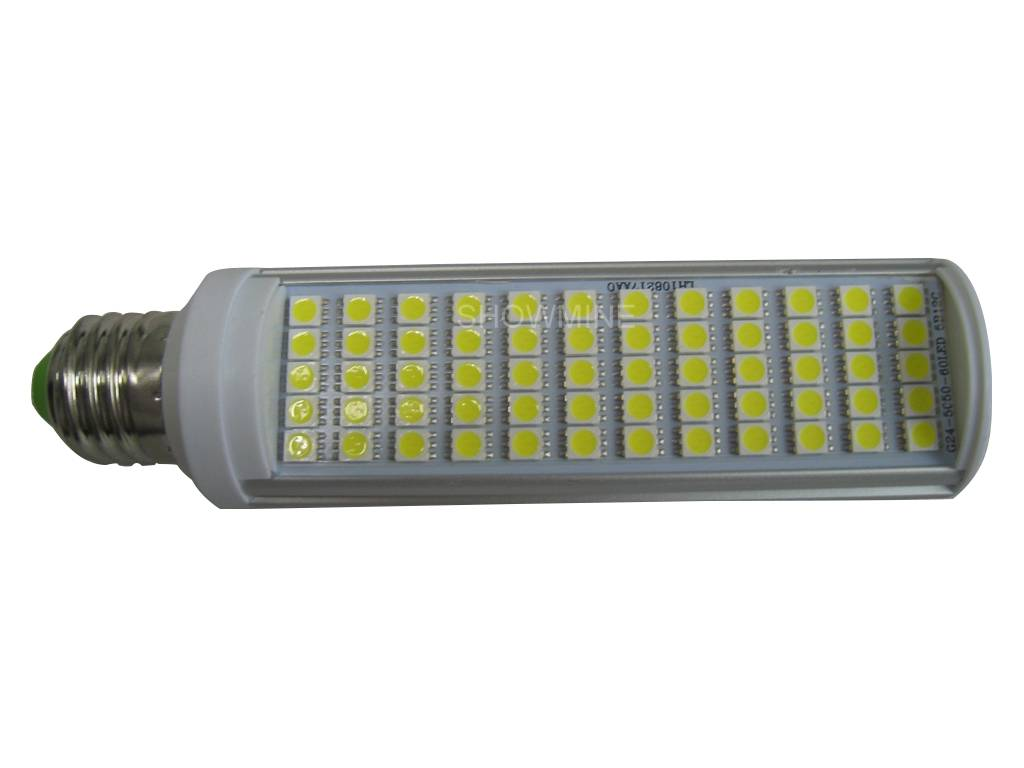 13W led horizontal lamps, 85~265v, 1300lm, 3 years guarantee
