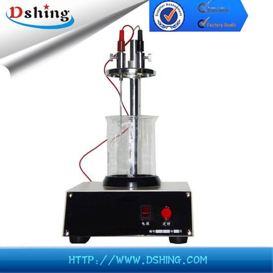 DSHD-0653 Emulsified Asphalt Particle Charge Tester