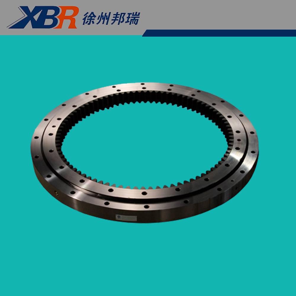 Various excavator slewing bearing in stock , excavator slewing ring price , excavator slew ring