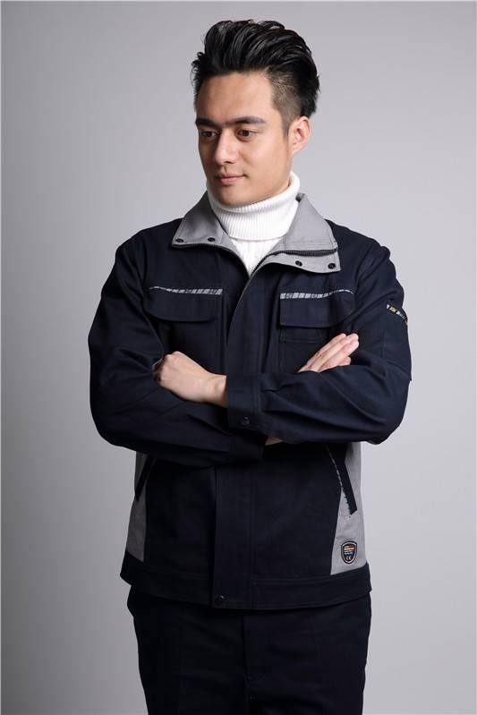 antistatic gas station uniform safety work wear