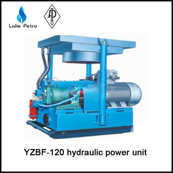 API YZBF-120 Hydraulic power unit used in oilfield