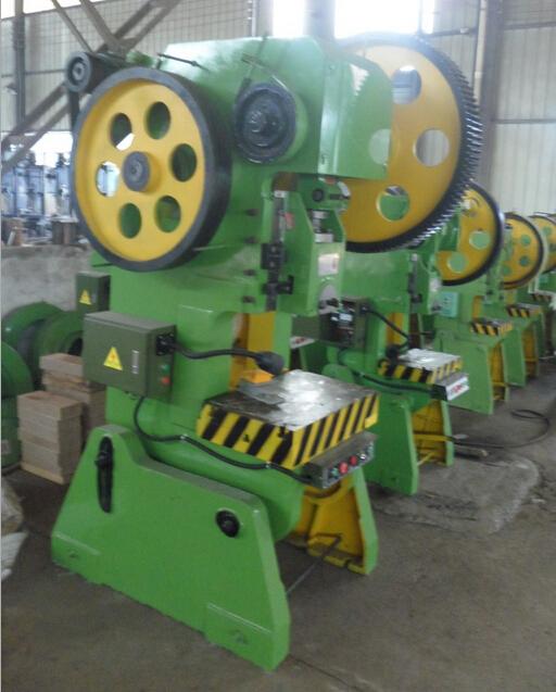 400T Eccentric Crank Press Machine