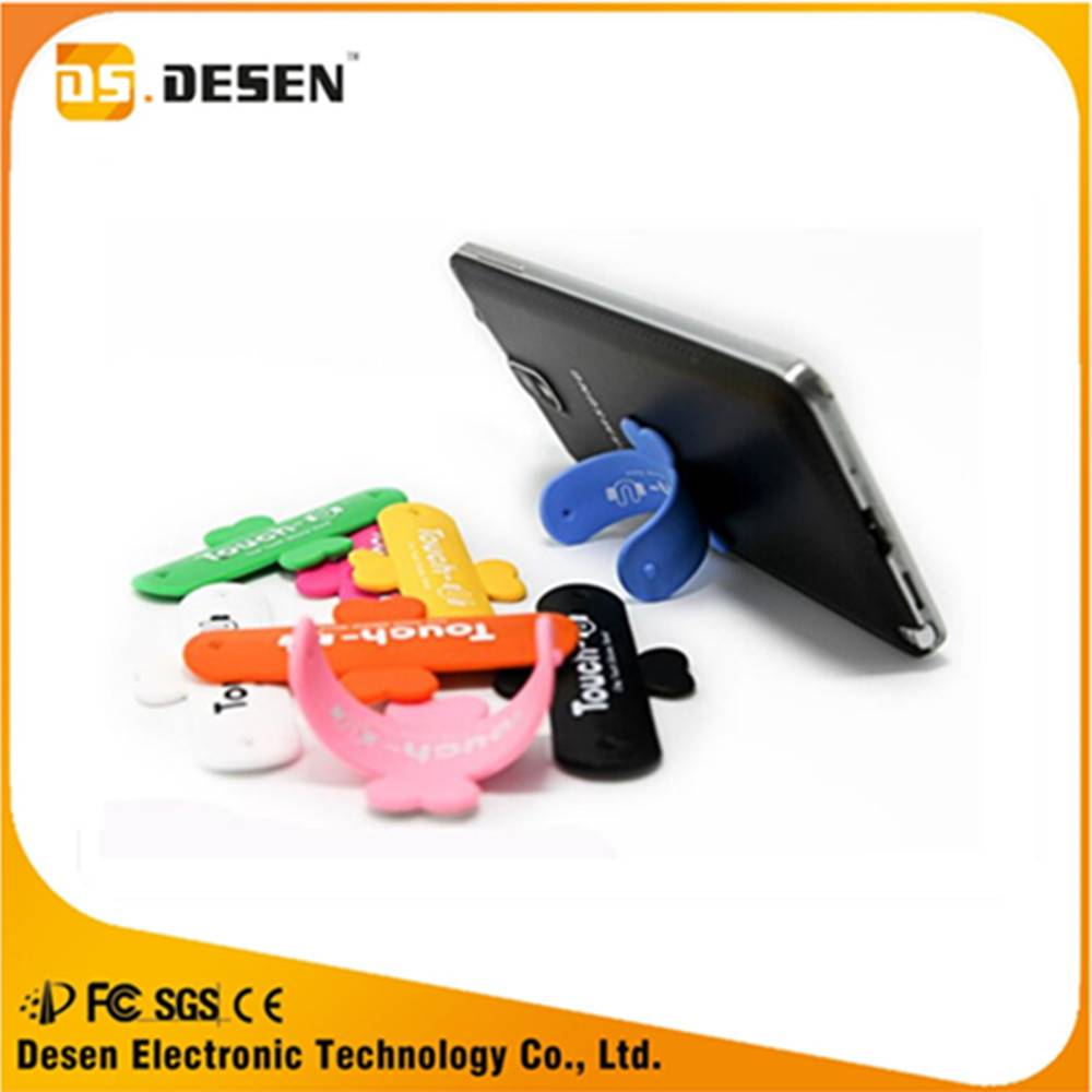 Hot sale Eco-friendly touch u silicone holder