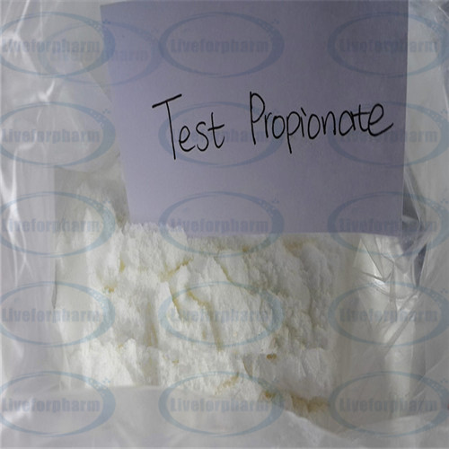 Muscles building Steroid Hormone powder Testosterone Propionate (Test Prop)CAS 57-85-2