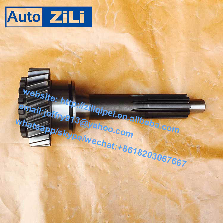 108302007 QJ805 (S5-80) types of Transmission Gearbox Auto Spare Parts input shaft