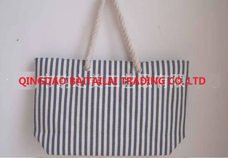Sell cotton 100% handbag/fabric bag/canvas bag