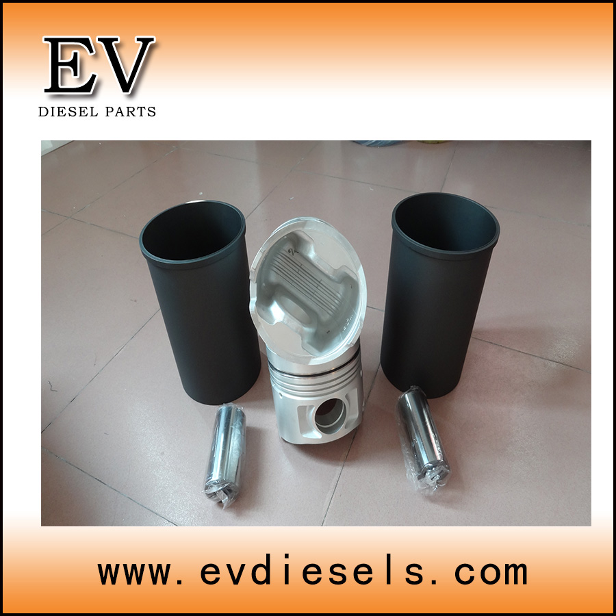 cylinder liner V26C V25C V22C F21C F20C F17D F17C EF750 EF550 engine parts for Hino engines