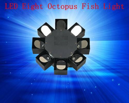 DJ Lighting LED 8octopus Effect Light