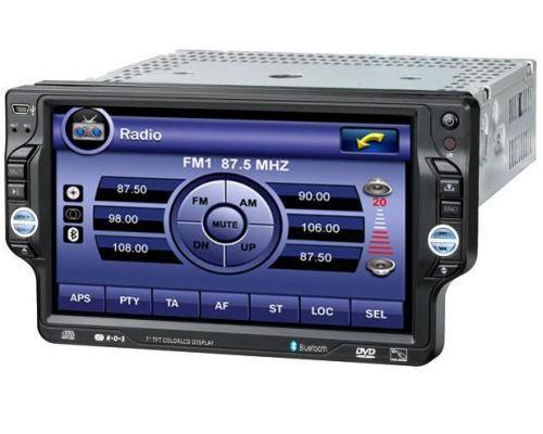 Touch Screen Car DVD Player - wholesale Touch Screen Car DVD Player
