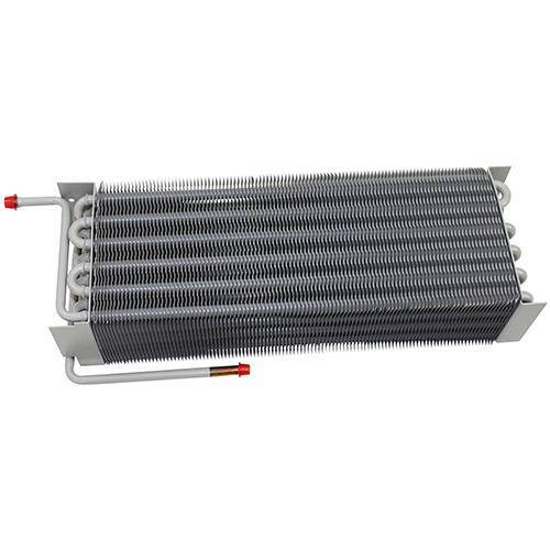simple installation water-cooled copper fin material condenser
