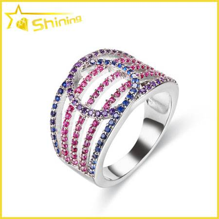 aaaaa cubic zirconia micro pave cz jewelry