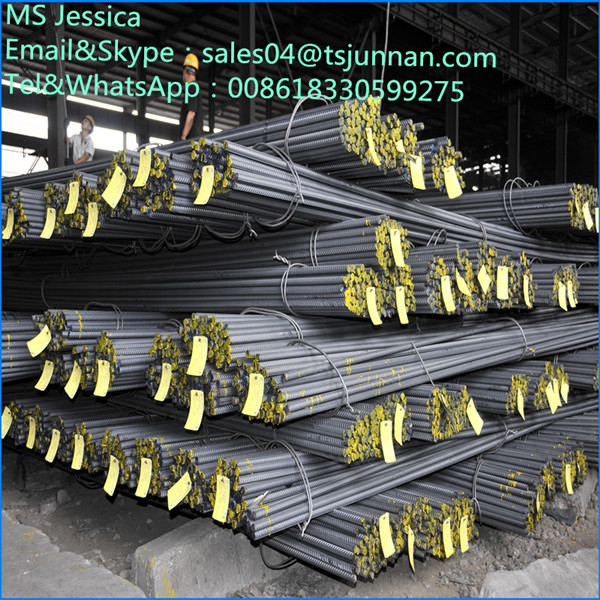 Metallic Material Steel Rebar/ Deformed Steel Bar/iron Rods