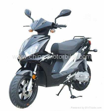 New EEC scooter 50cc