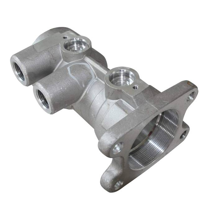 investment casting gearbox housing