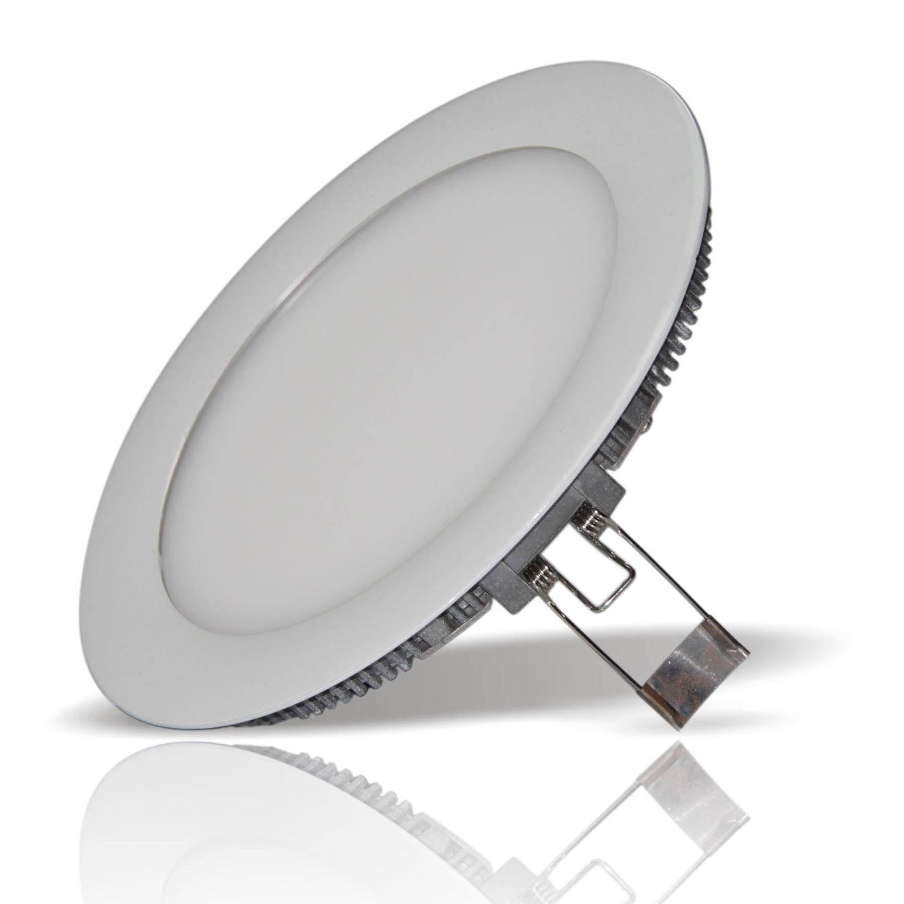 CUL/UL Listed 20W 10inch Dimmable SMD LED Recessed Round Panel Light with 3 year warranty
