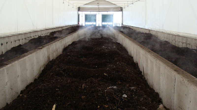 Composting as a Waste Management Technique