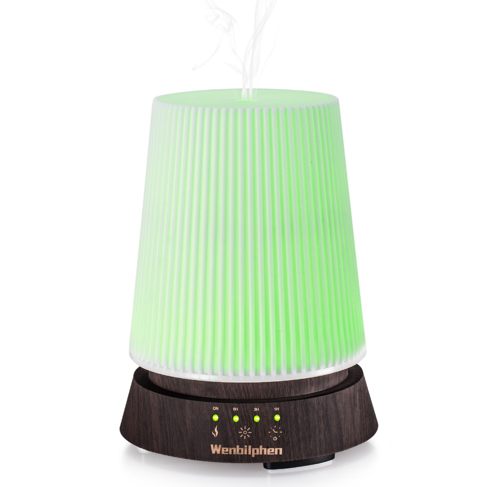 TD-01 350ml Aroma Diffuser Ultrasonic Essentail Oil Diffuser