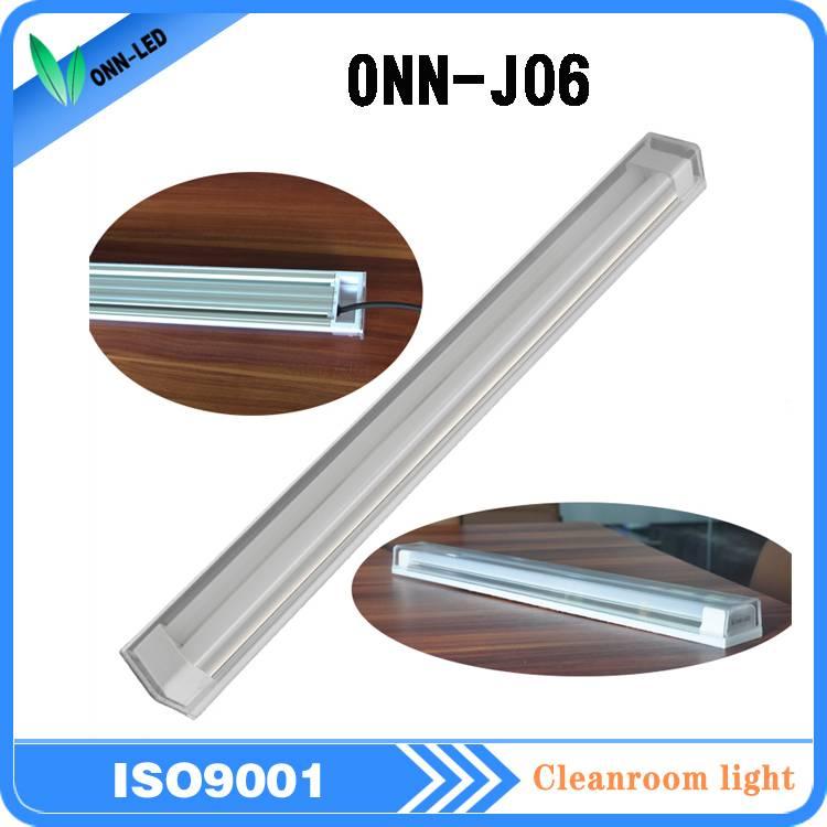 J06 doube tube led clearn room light led batten light