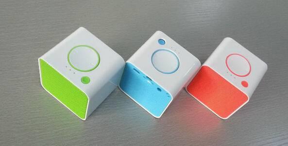 Lumines Wireless Bluetooth Music Speaker