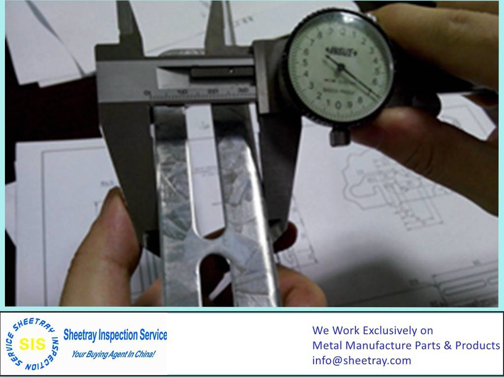 China Quality Inspection (Sheet Metal Fabrication)