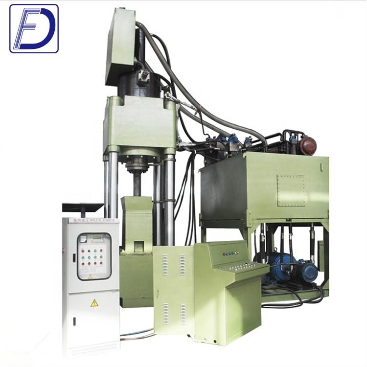 Chip packing Machine Briquette Press for aluminum copper brass