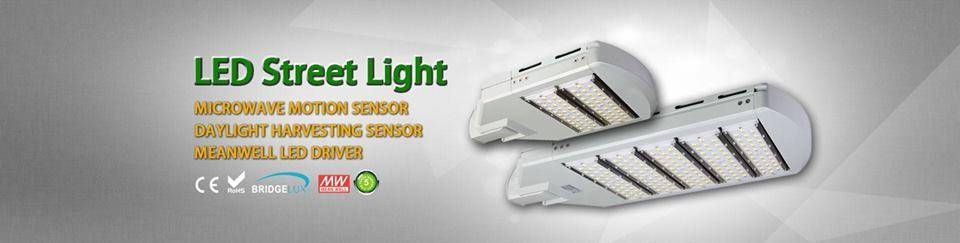 Leyond 120lm/w Solar LED Street Light Bridgelux Chip 150watt LED STREET LIGHT