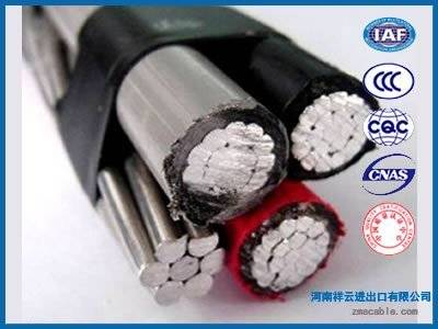0.6/1kv overhead abc cable with xlpe insulation