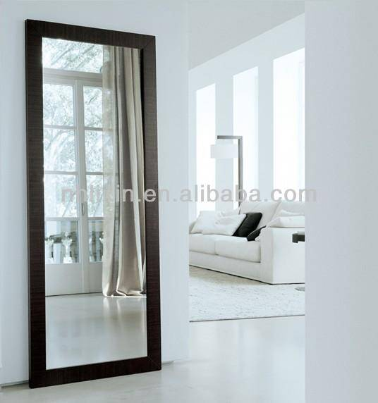 Modern Framed Rectangle Mirror