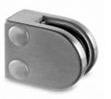 DGC020 stainless steel glass clamp / clip