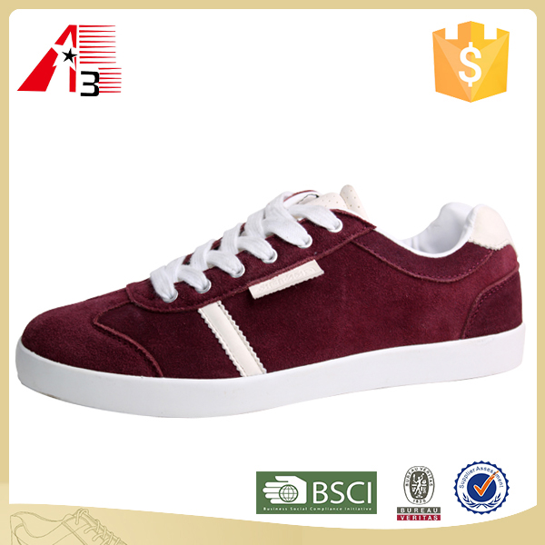 China shoes factory made high quality men casual shoes