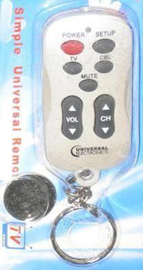 key chain Mini universal REMOTE CONTROL