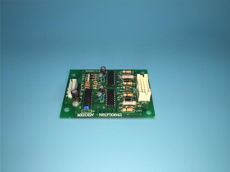 KOMATSU Counterbalance forklift FB-11 series EPS board N61F30842 FBN61F30842-4