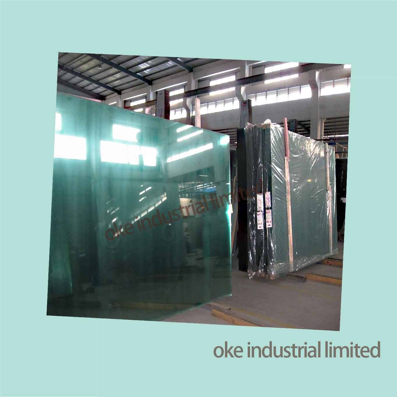 6MM DARK GREEN FLOAT GLASS