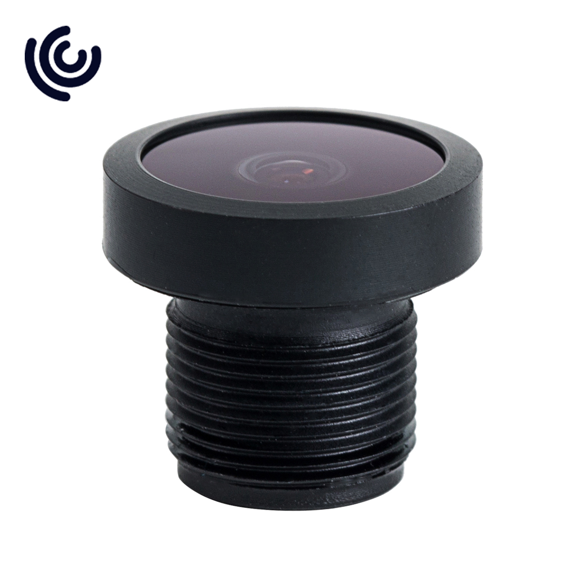 """1/4"""" 2mm Board Lens M8 with DFOV 170 degree"""
