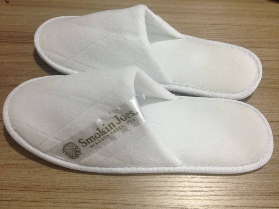 hotel terry slipper