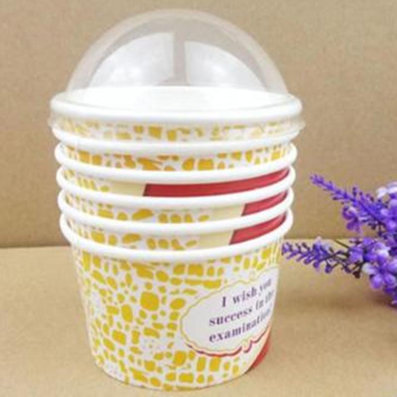 ice cream/frozen yogurt disposable paper cup