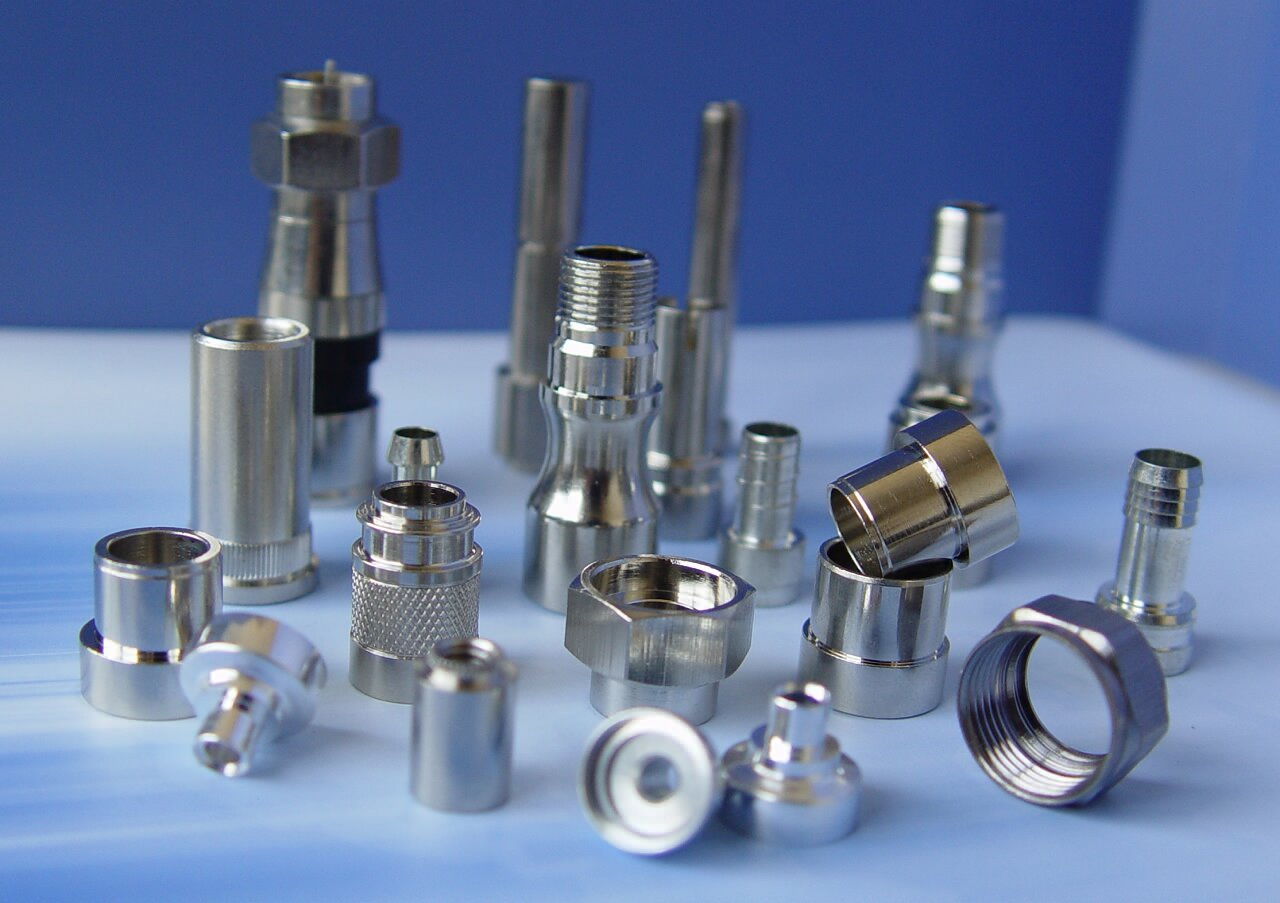 electrical precision machining parts