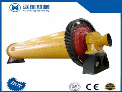 High Quality High Output High Efficiency Ball Mill