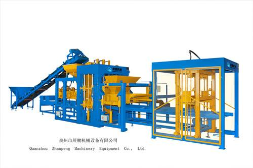 Non-fired Hydraulic Brick Machine