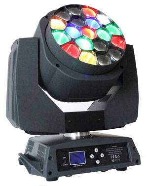 Moving Head Beam,LED Amazing Hawkeye With Zoom (PHN042)