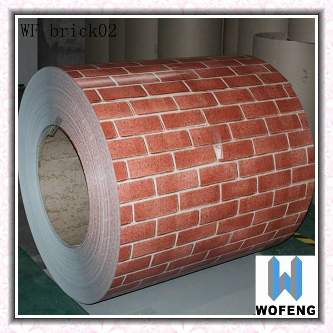 pre-painted color coated steel coil for prefab house