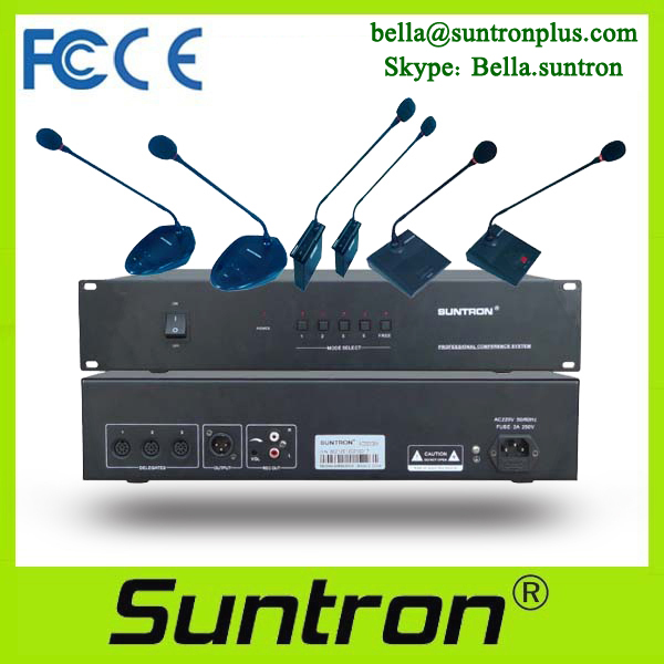 SUNTRON ACS930MA Discussion Conference System